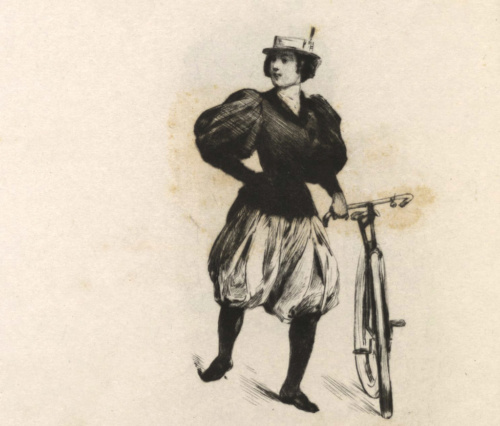 Three Women who Changed the Course of History On Bicycles