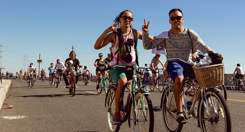 Five Fun Social Bike Rides