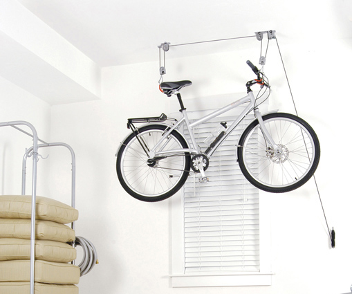 Four Small-space Bicycle Storage Solutions