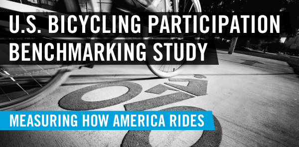PeopleForBikes Reveals How Americans Really Use Bicycles