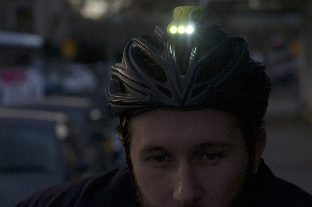 TwoWheelCool Pilot Helmet Light Review