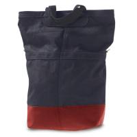 Sac profile navy red