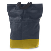 Sac profile navy yellow