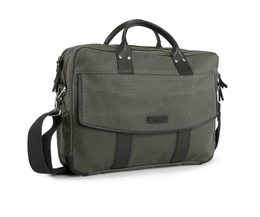Timbuk2 Hudson Laptop Briefcase Distilled