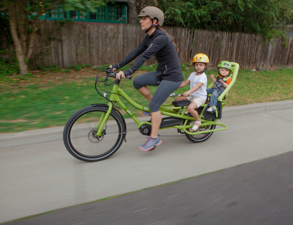Yuba and Currie's Spicy New E-cargo Bike
