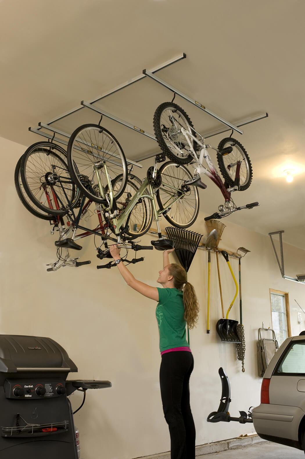 multi bike storage rack