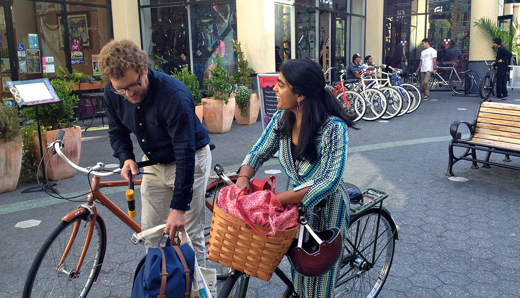 Bike to Shop Day Encourages Everyday Bicycling