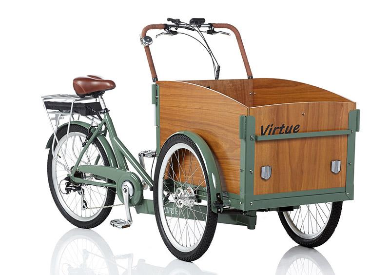 3 Fun Cargo Bikes