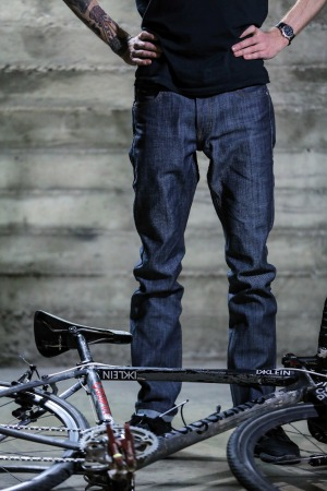 Cycling Jeans Cadence Raw Denim Review Full