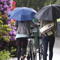 Heath Girls Rain