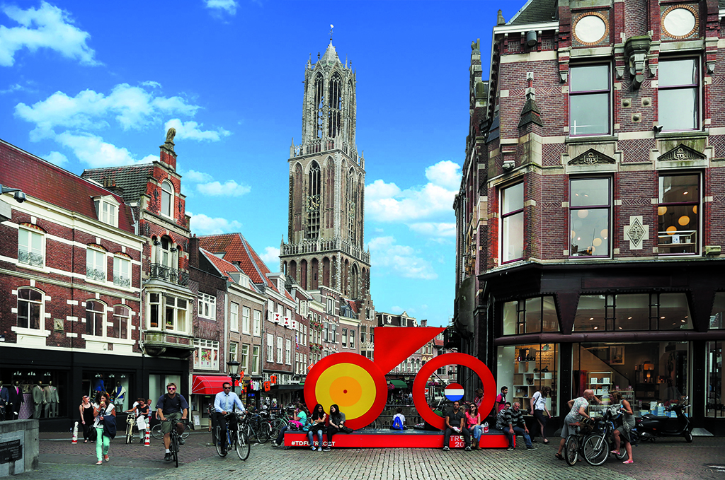 "Utrecht, Netherlands Launches ""We all Cycle"" Action Plan"