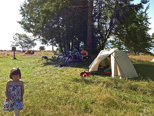 Bike Camping 101: Summer Bicycle Adventures
