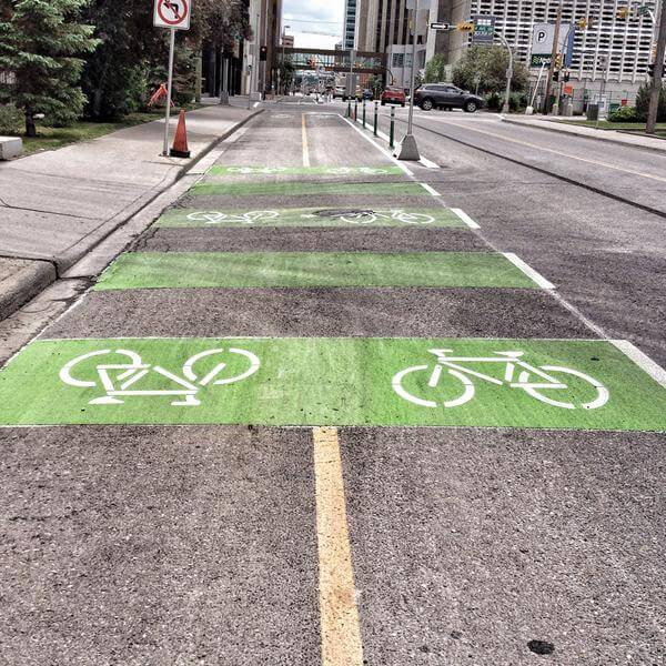 Cycle Tracks – Affordable and Effective Transportation Upgrades