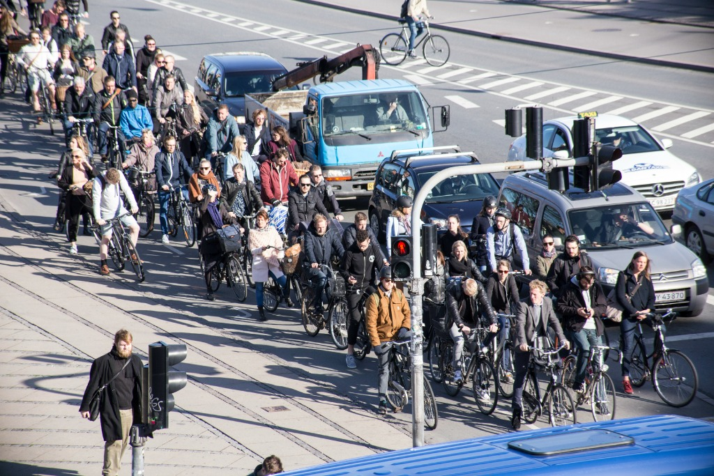 A New City Ranks as the World's Most Bike-friendly