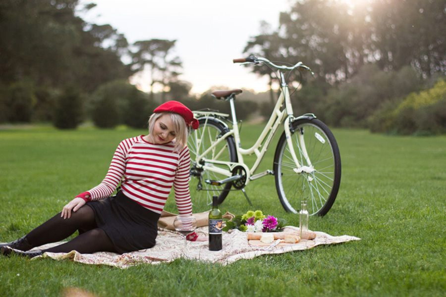 The Beret & Baguette Ride Comes to San Francisco