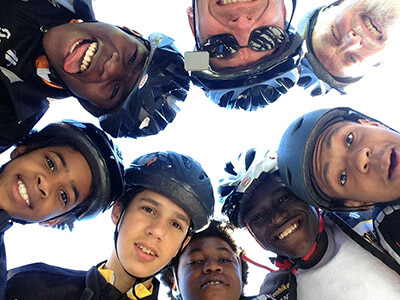 Momentum Bike Clubs: Empowering Underserved Youth