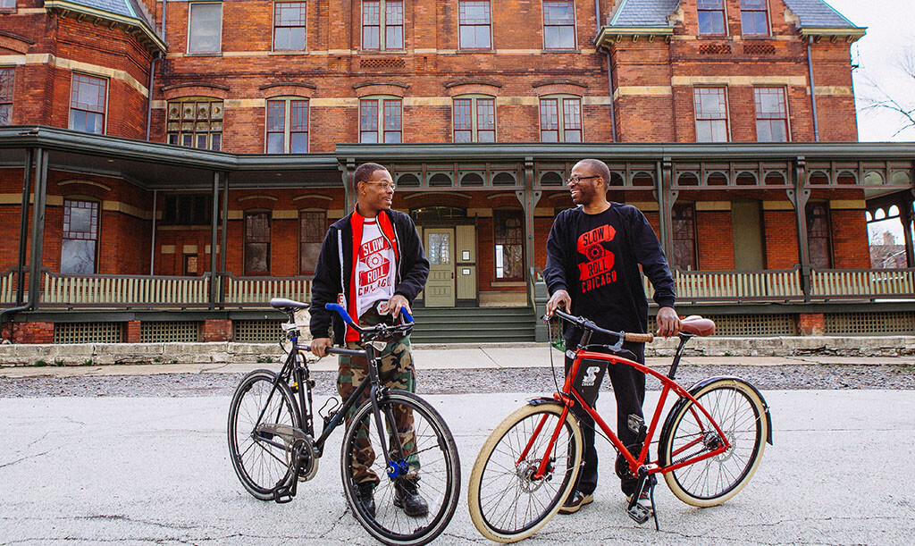 Slow Roll Chicago - Oboi Reed and Jamal Julien
