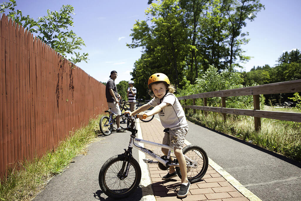 Six Ways to Get Kids Excited About Bikes