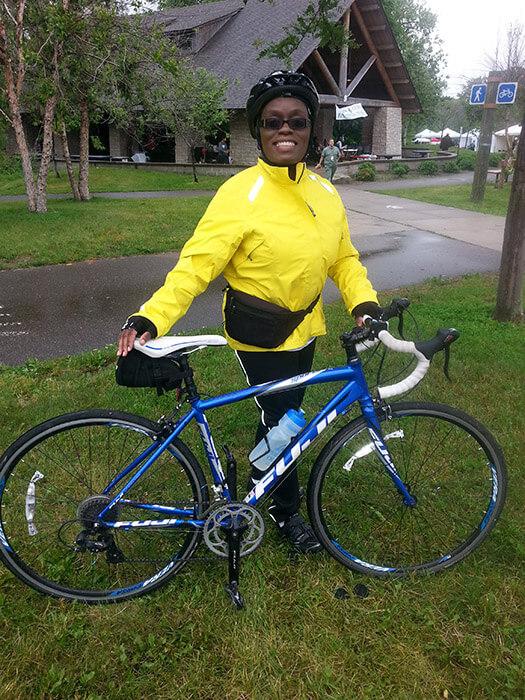 National Brotherhood of Cyclists Black Girls Do Bike Tammy McLemore