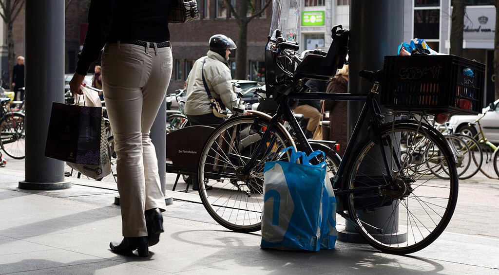 Bike Economy - bikes bring business