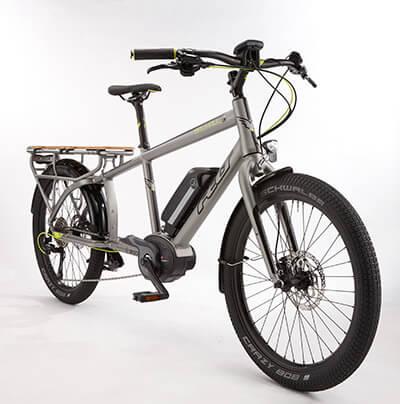 Bosch eBike System - Felt Bikes BruHaul
