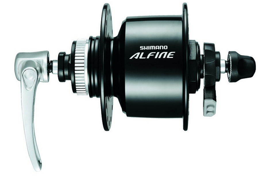 Shimano Alfine Dynamo Hub DH-S501 Review
