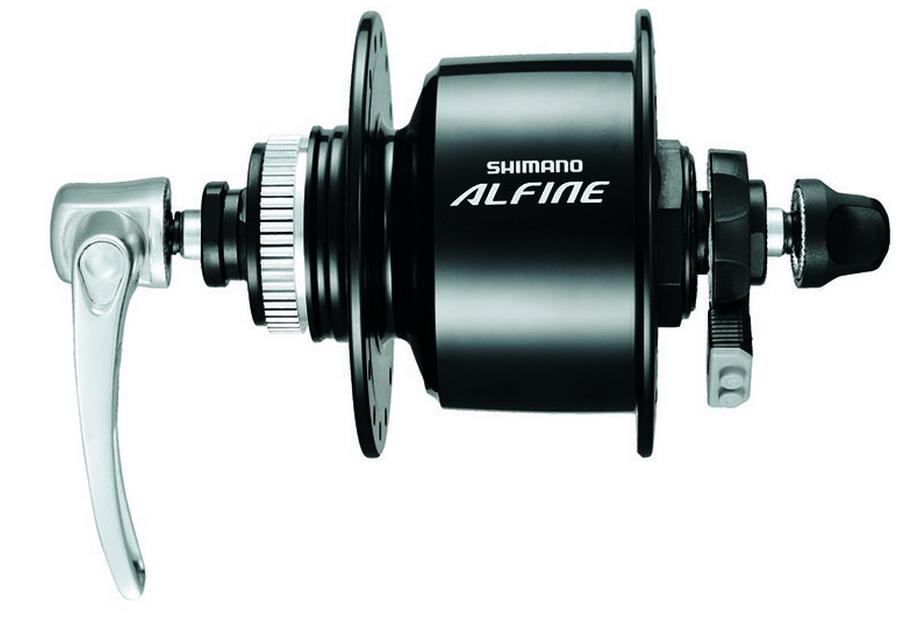 Shimano Alfine Dynamo Hub DH-S501 Review
