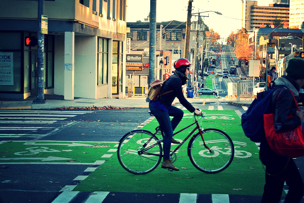 Federal Highway Administration Wants Us to Build Bike Lanes