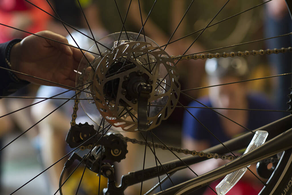 How to Learn Bike Maintenance