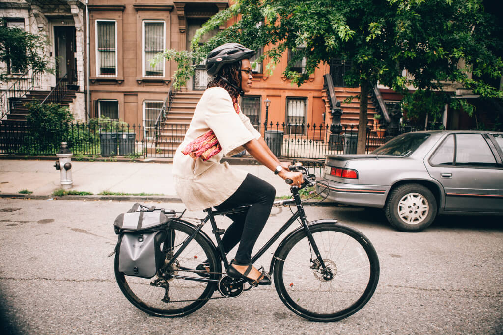 The Empowering Path to Bicycle Commuting
