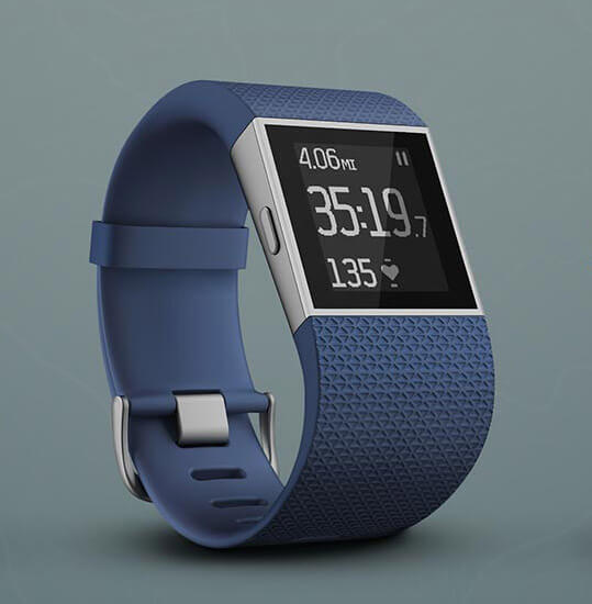 Fitbit Surge Fitness Watch Review