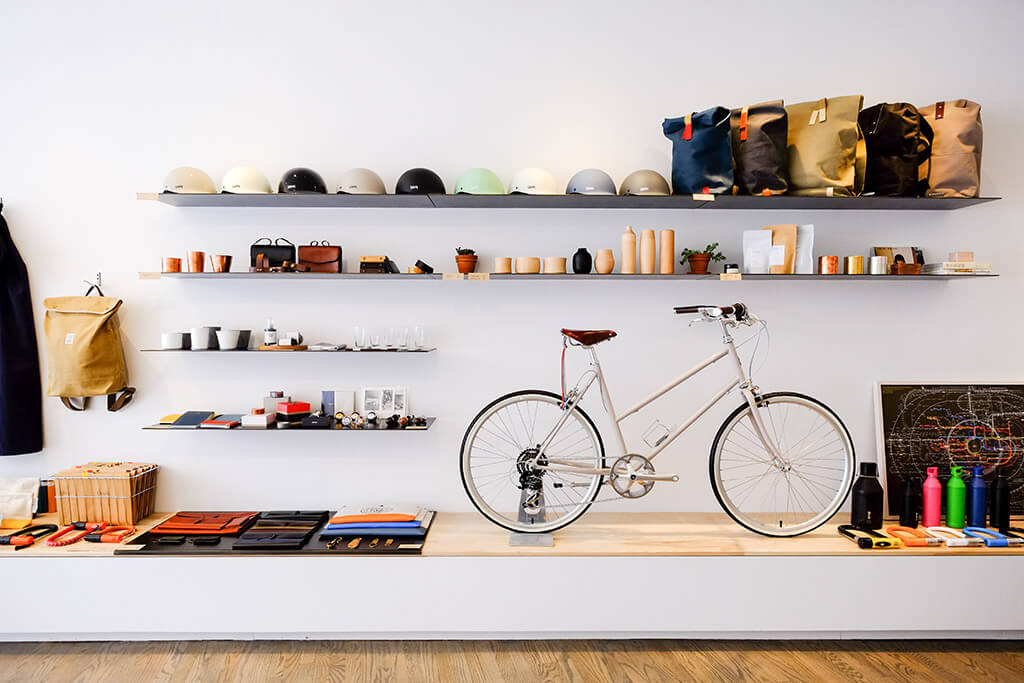 Bike Shop: Tokyobike NYC