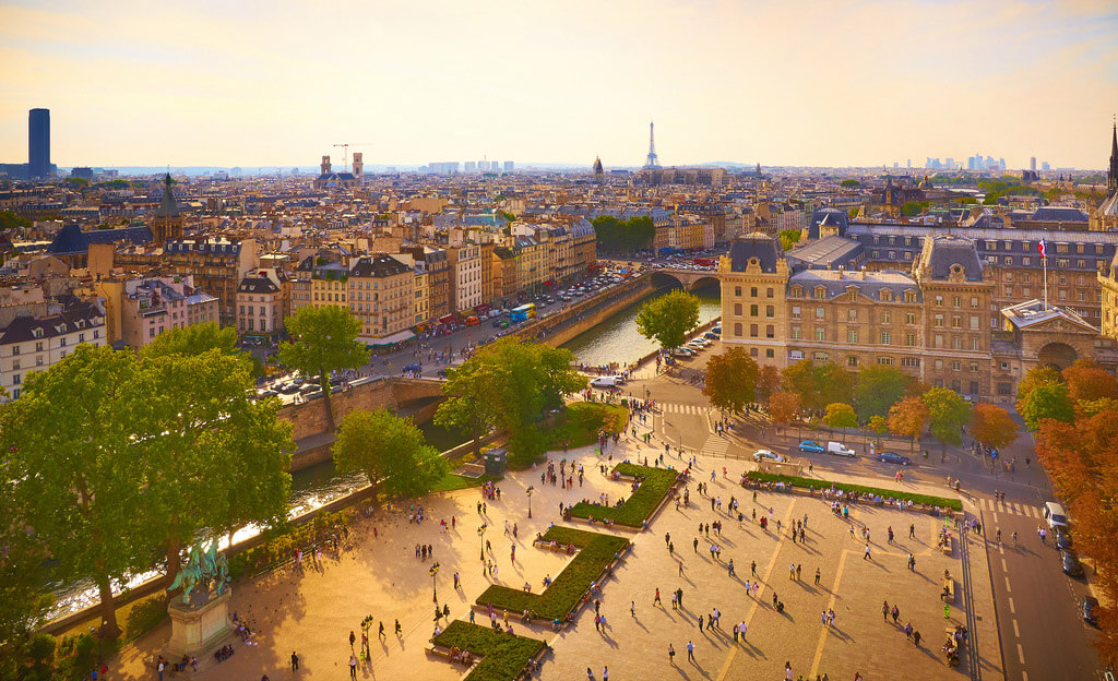 Paris Will Be Car-Free for One Day