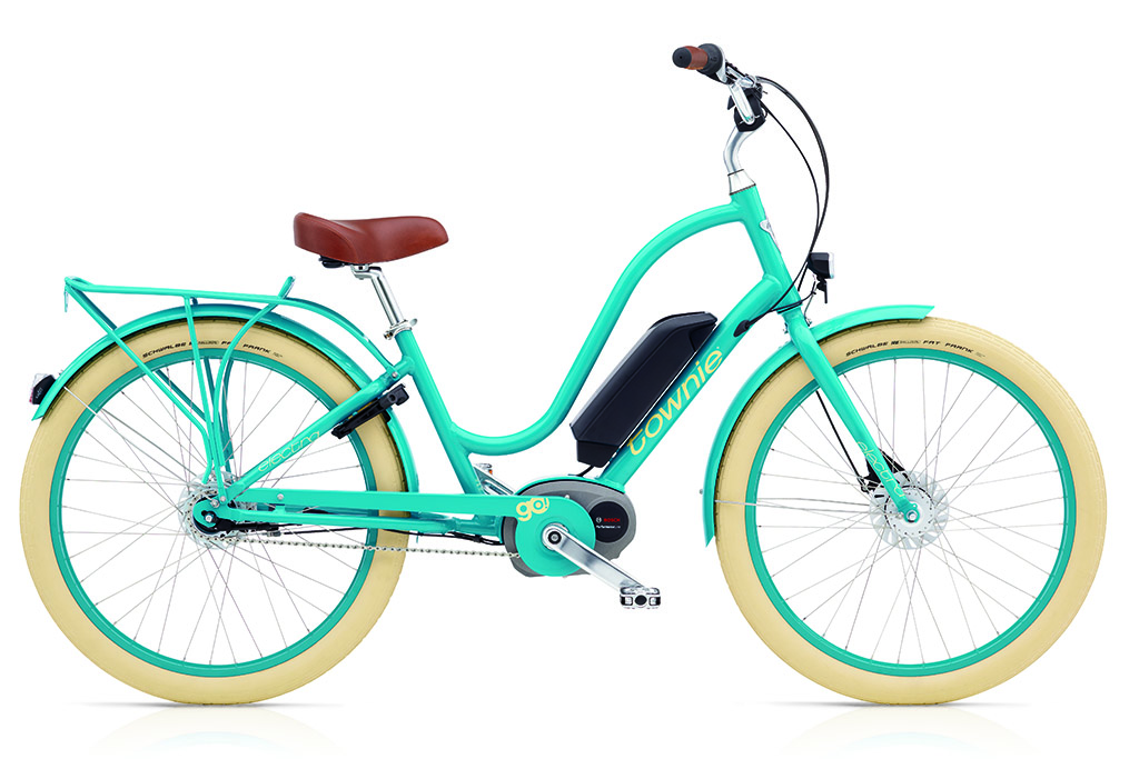 Electra Presents New Townie Go! 8i 2016 Model