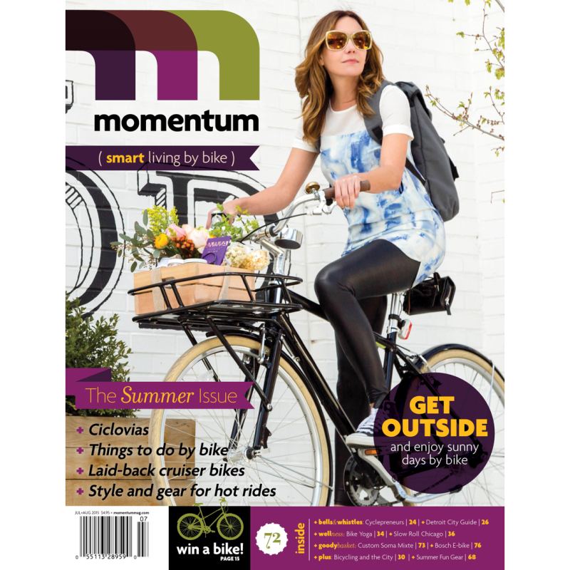 Momentum Mag Bicycle Culture Style Magazine
