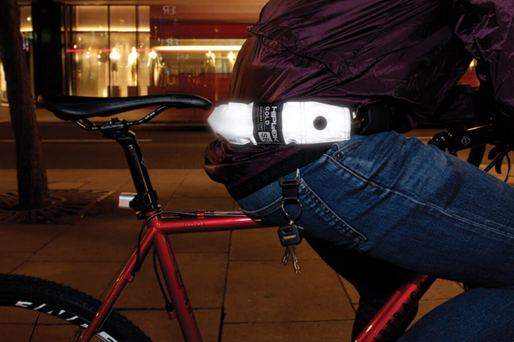 Hiplok's 2016 Line of Wearable Bike Locks