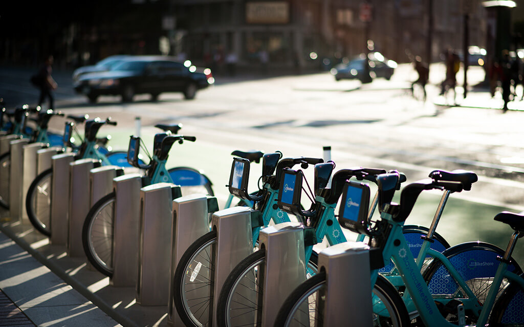 Portland, OR, Announces a New Bike Share Program for 2016