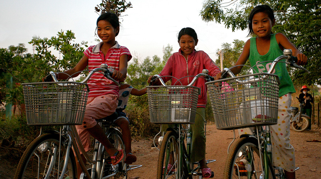 Global Change: 10 Great Cycling Organizations