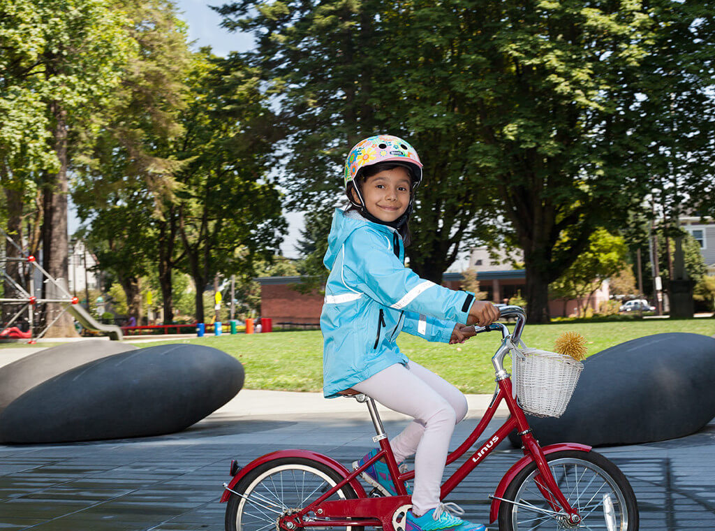 Showers Pass Introduces Little Crossover Rain Jackets for Kids