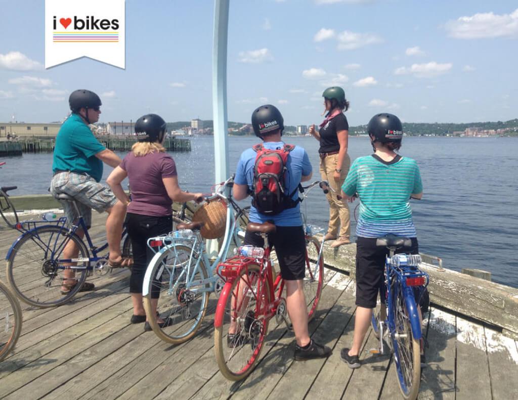Halifax Hearts Bikes