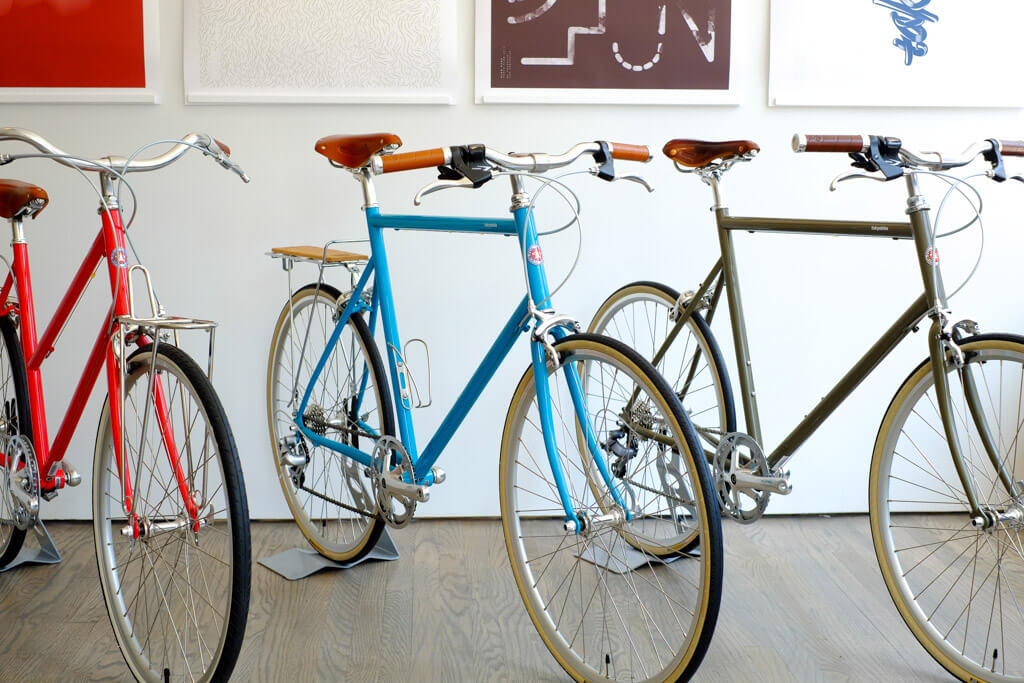 TokyoBikes Teams Up with Onefinestay