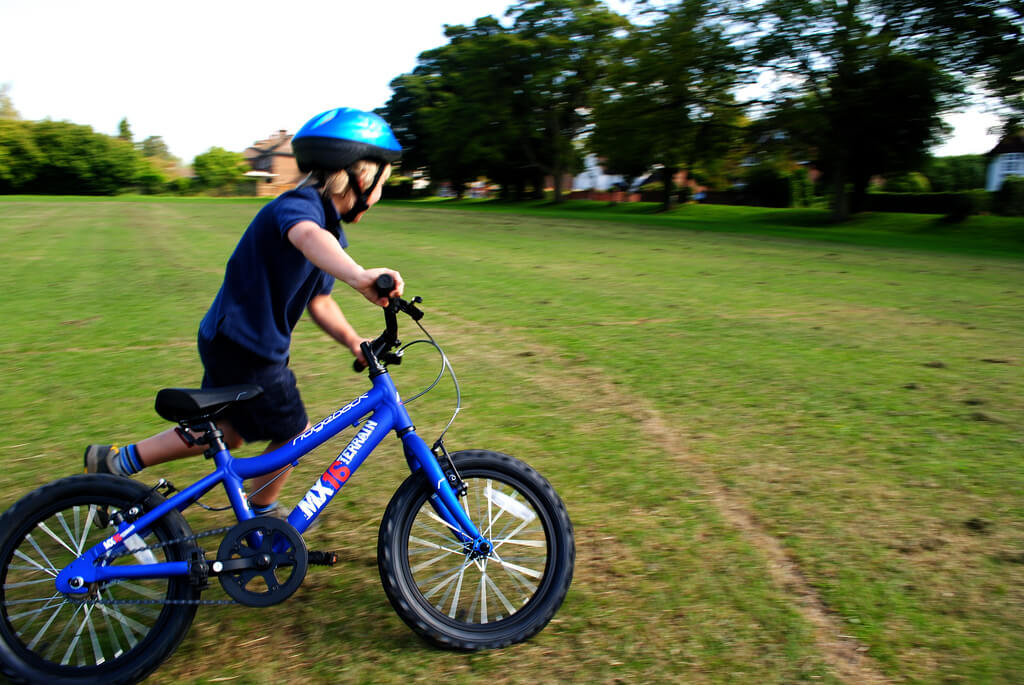 How to Teach Children Bike Safety