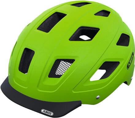 ABUS Hyban Helmet, Green helmet