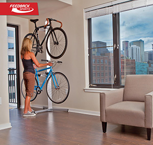 Feedback sports - bicycle storage