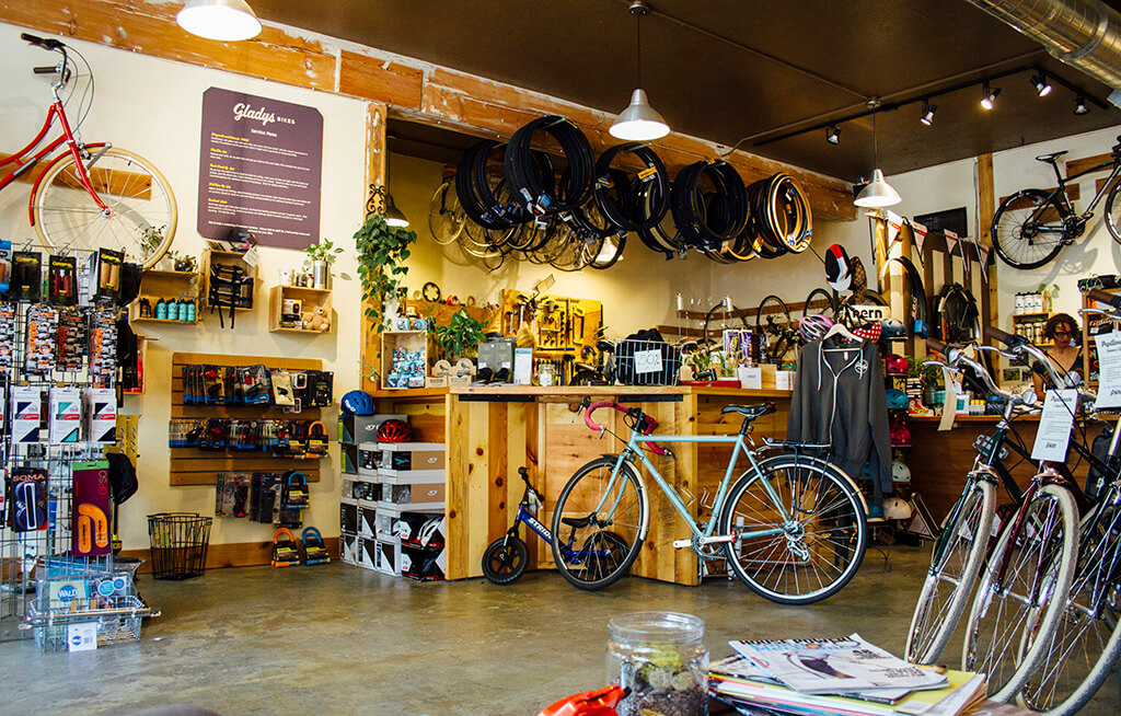 Bike Shop: Gladys Bikes