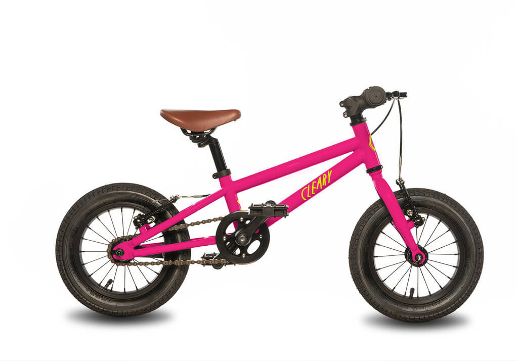 Cleary Bikes, Gecko model in pink
