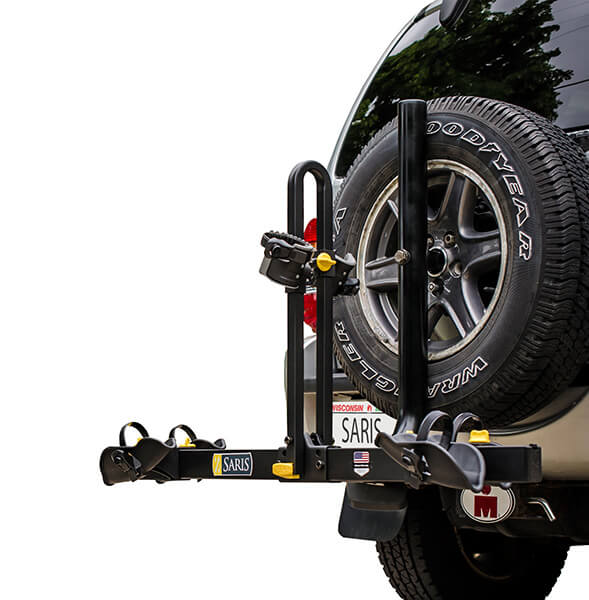 Saris Freedom Spare Tire 2-Bike Rack Review