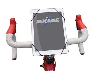 Bikase Elastokase Handlebar tablet mount