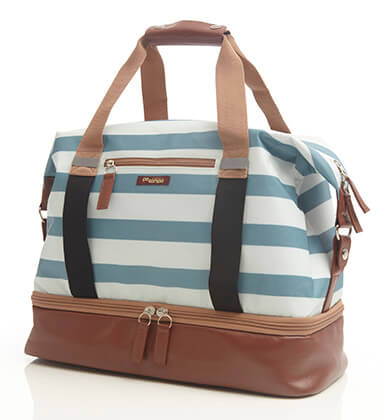 Po Campo Midway weekender bike bag