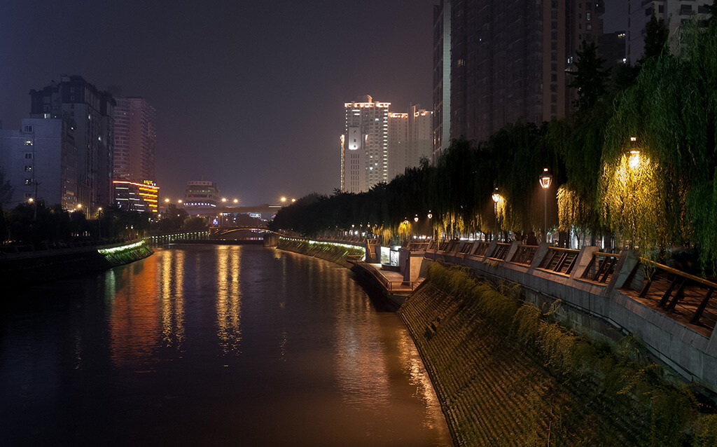 Car free cities - Chengdu, China